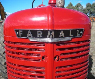 Tractor comp